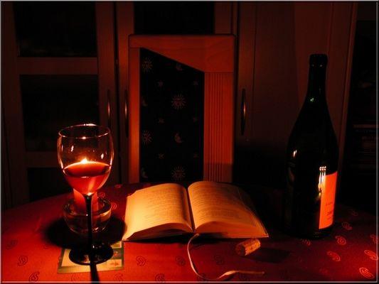Romantischer Abend für eine Person