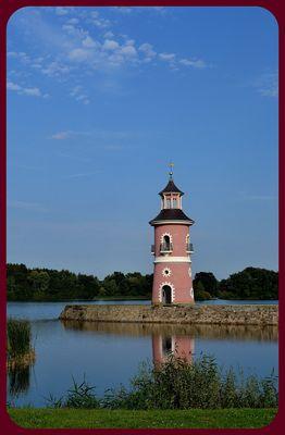 Romantischer Leuchtturm