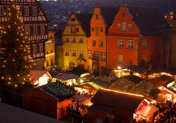 Weihnachtsmarkt Berching