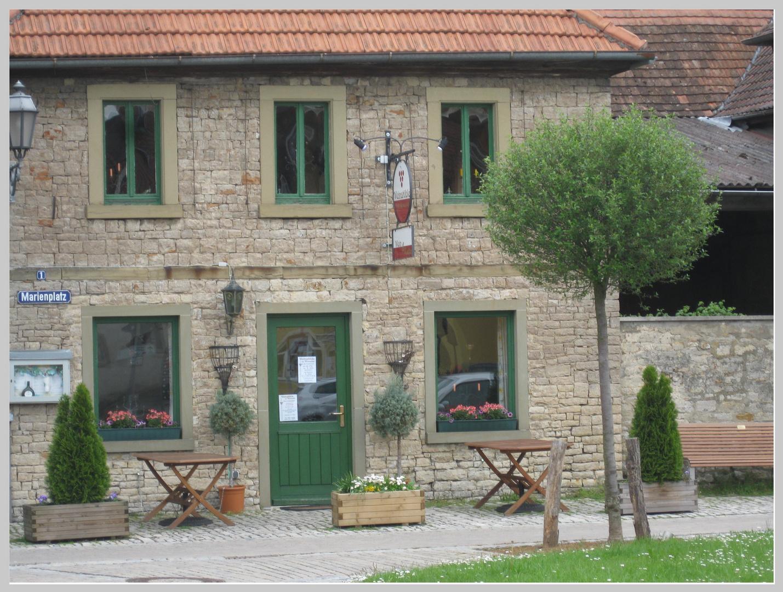 romantisches Bauernhaus