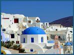 Romantisches Ia auf Santorini