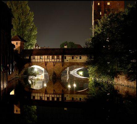 Romantisches Nürnberg...