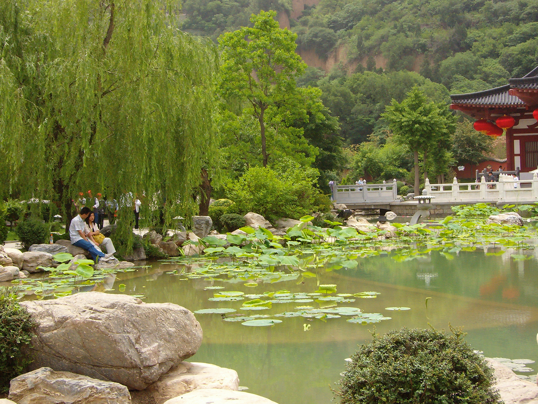 Romantisme à Hua Qing