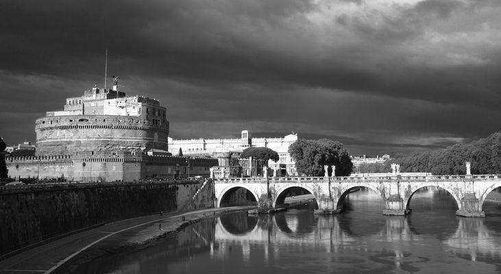 Rome, château Saint-Ange