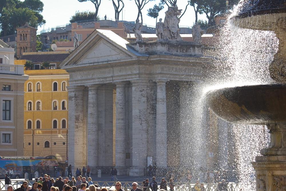 ROME FONTAENE