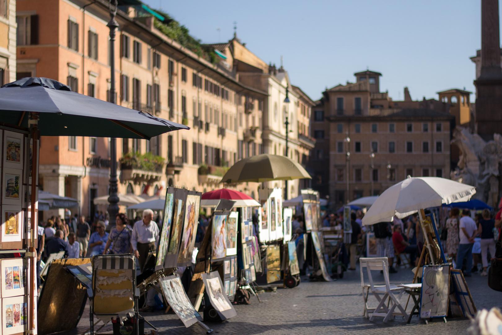 Rome SummerArt