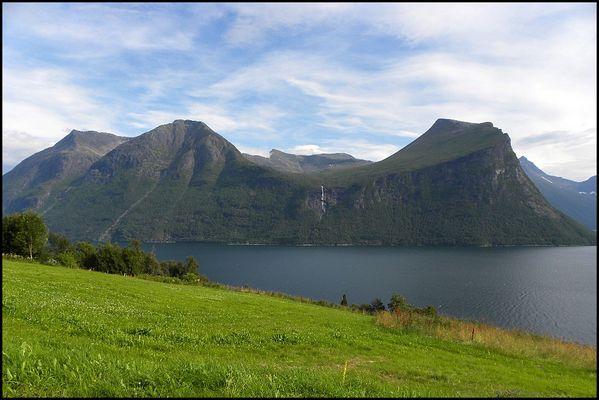 Romsdalfjord(Norway)
