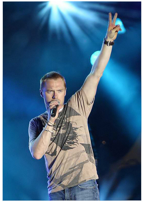 Ronan Keating (reloaded)