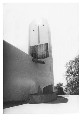 Ronchamp - von Le Corbusier