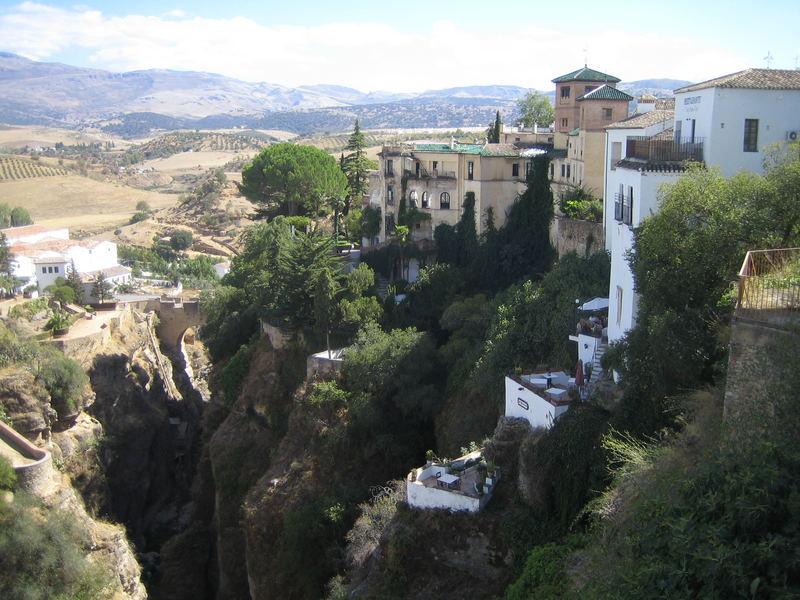 Ronda Andalusien