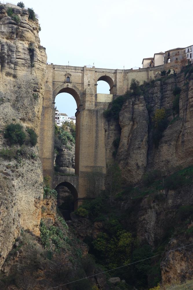 Ronda Andalusien, Puente Nuevo