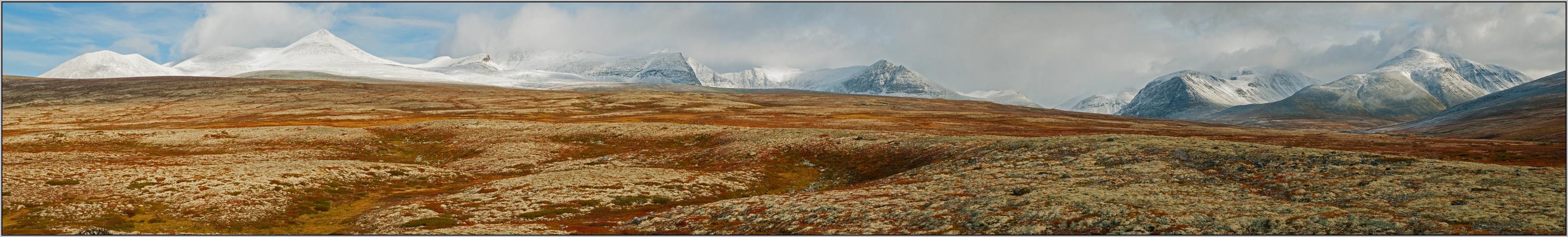Rondane - 180°