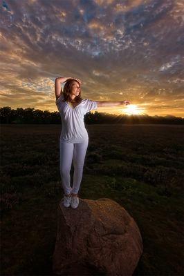 Ronja Sunset