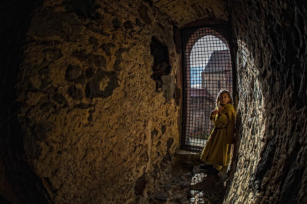 Ronneburg - das kleine Burgfräulein