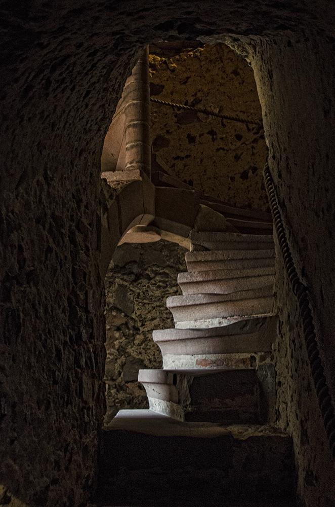 Ronneburg - im Turm