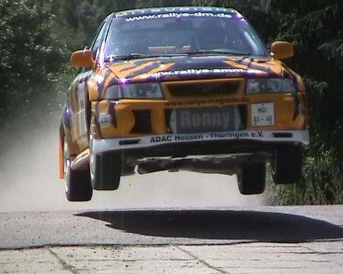 Ronny Amm :: Sprung :: Rallye Sachsenring