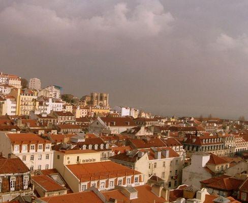 Rooftops of Lisboa