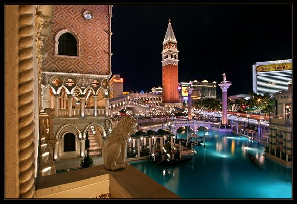 Room with a View - The Venetian