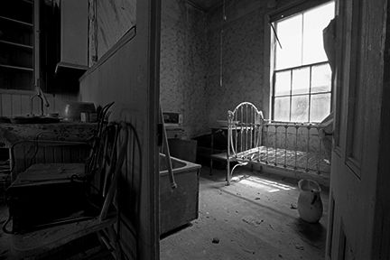 Rooms at Bodie Ghost Town