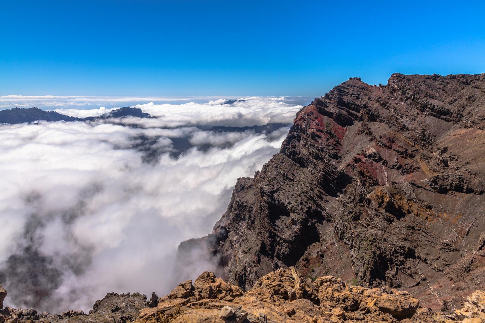 Roque de los Muchachos (2426 m)