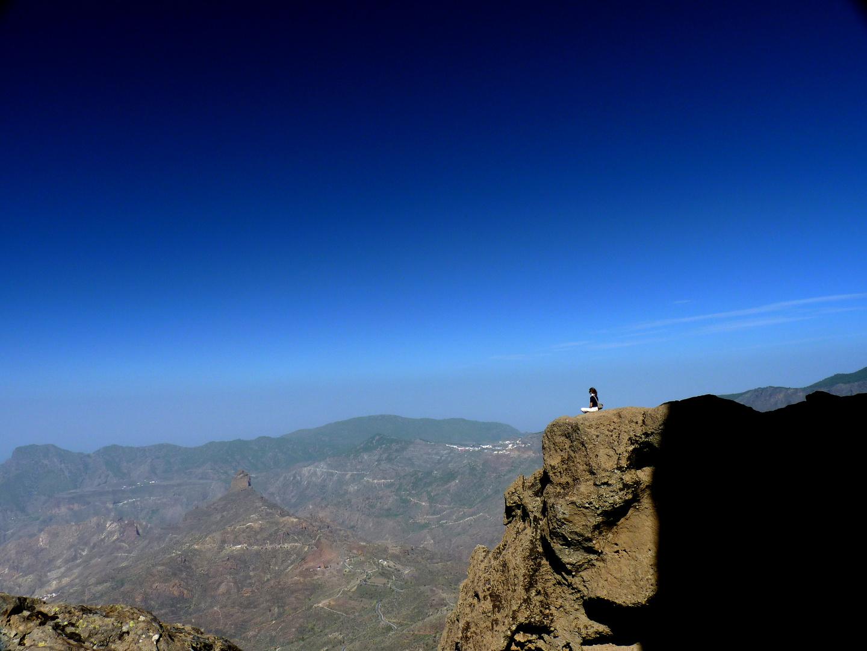 Roque Nublo auf Gran Canaria