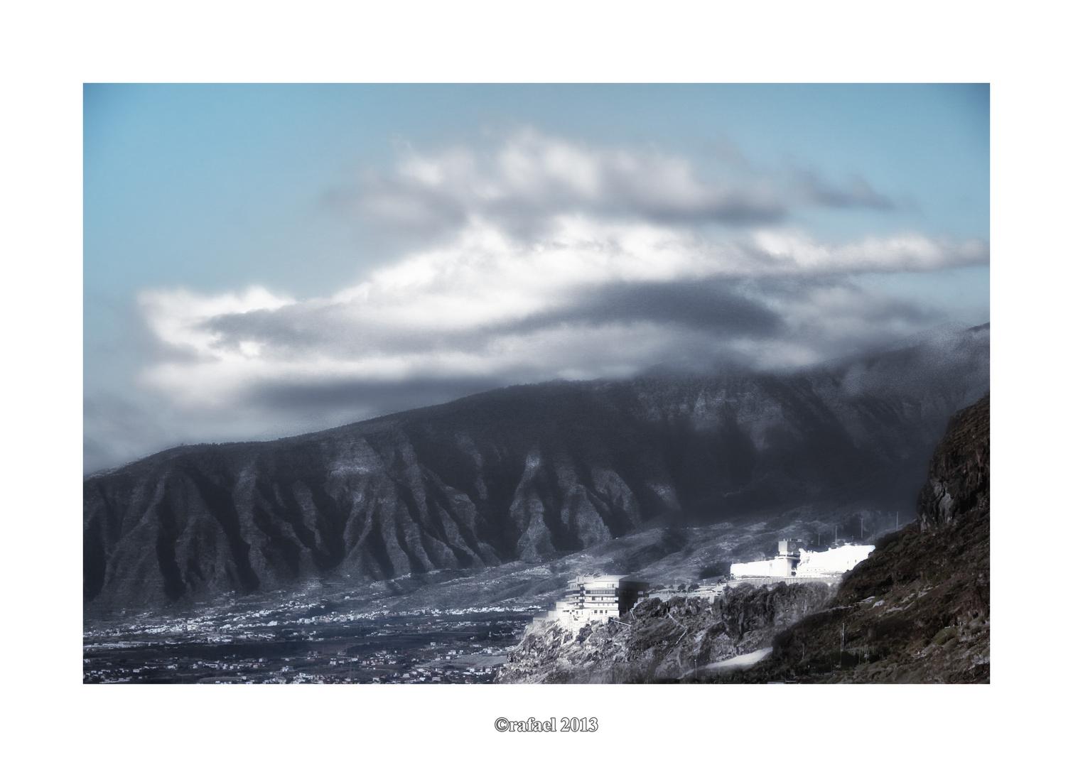 Roque y nublo