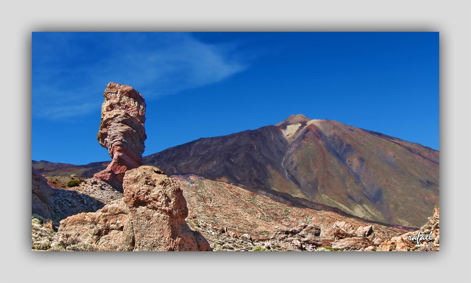 Roque y Teide