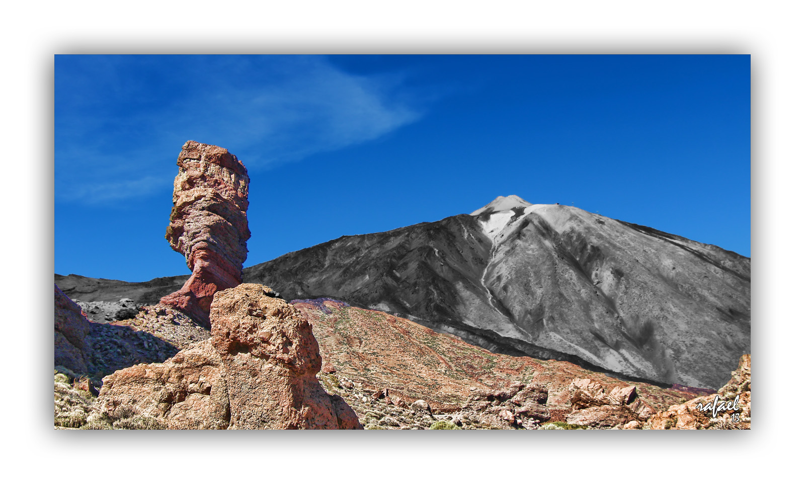 Roque y Teide II