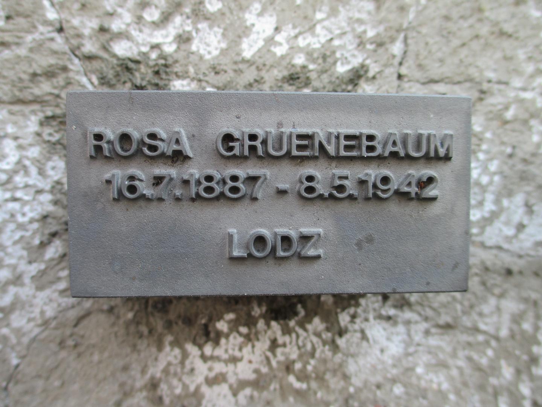 rosa gruenebaum