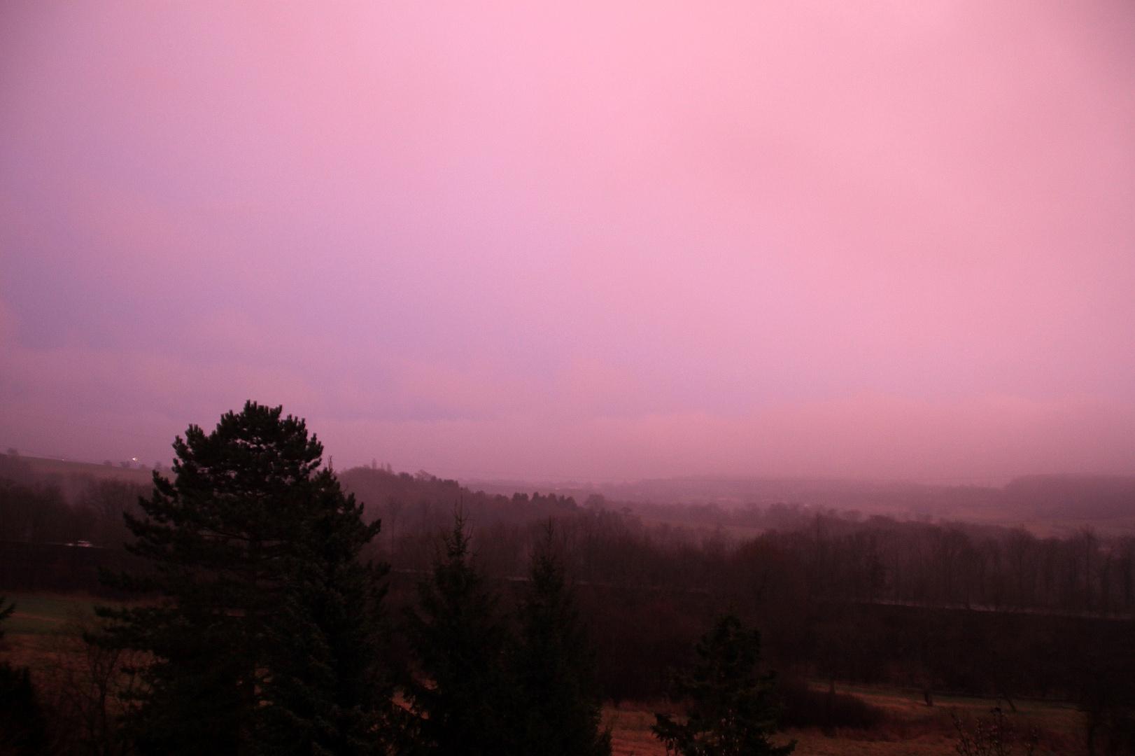 rosafarben