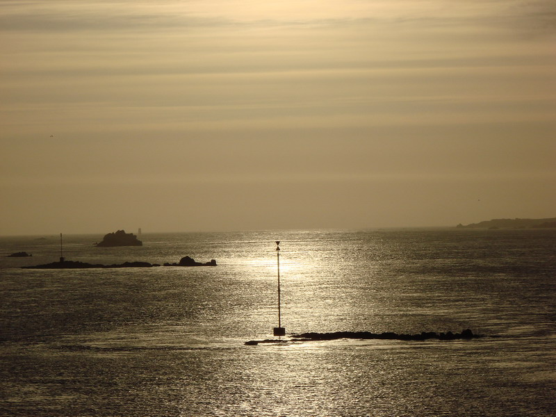 Roscoff end of the day