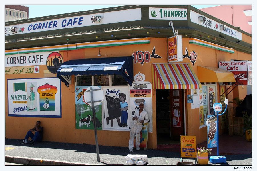 Rose Corner Cafe