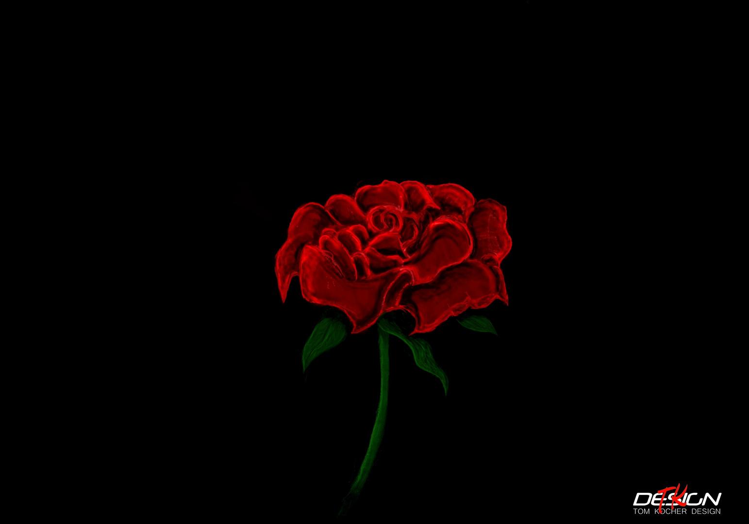 Rose (Zeichnung)
