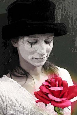 Rosegirl in Athens