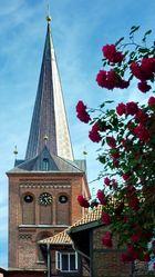 Rosen und Turm