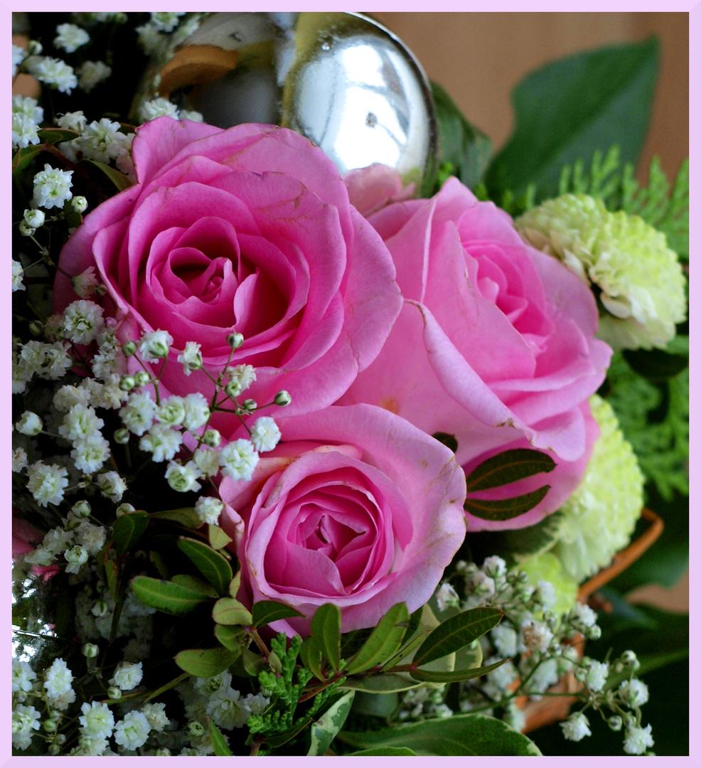 Rosen von meinem Schatz :-)