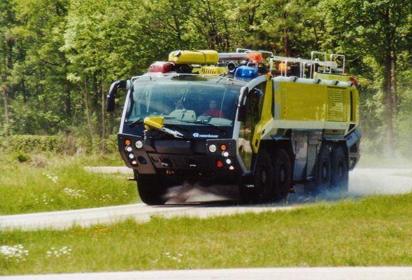 Rosenbauer Panther CA-7 8x8