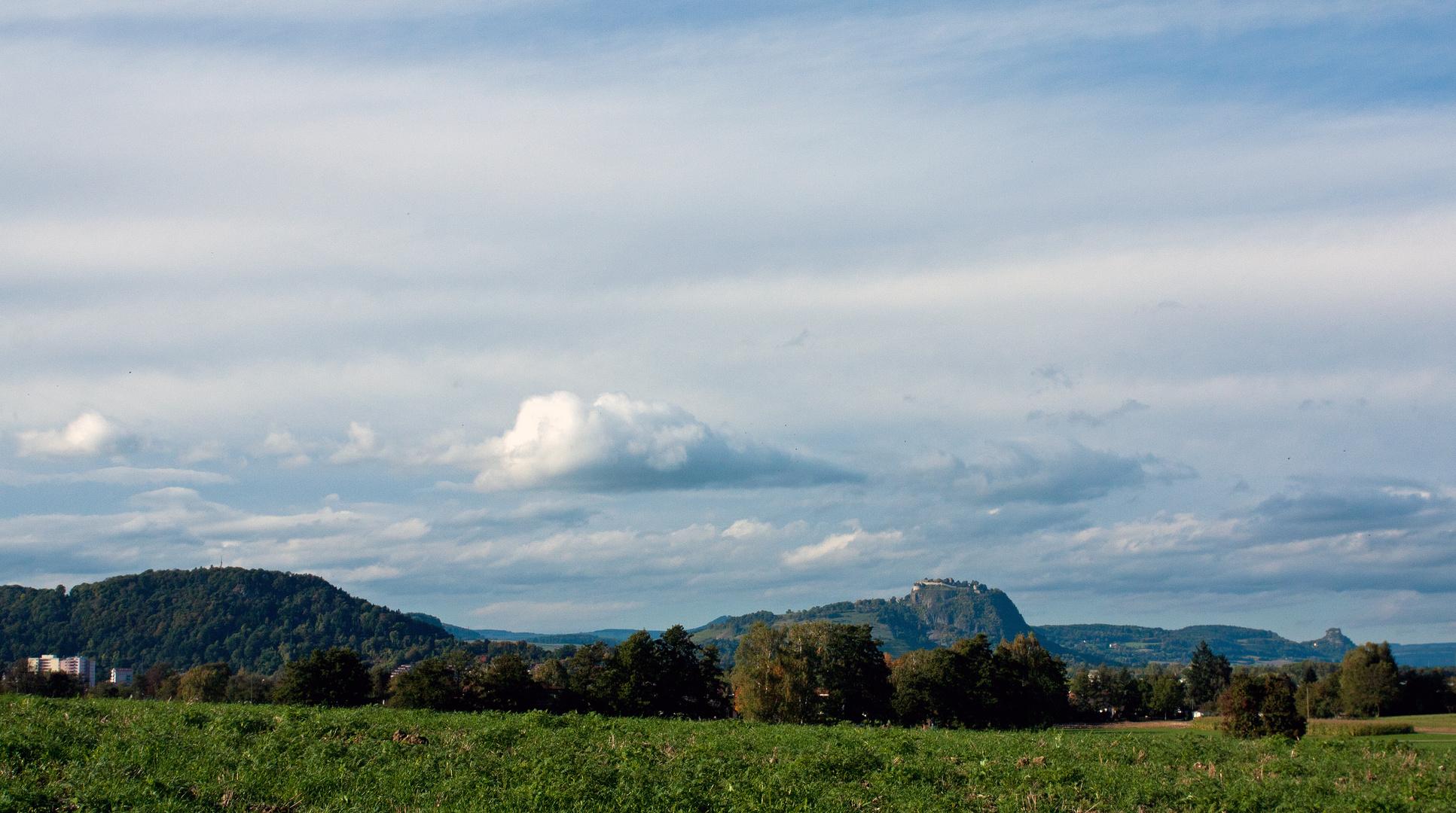 Rosenegg,Hohentwiel,Hohenkrähen