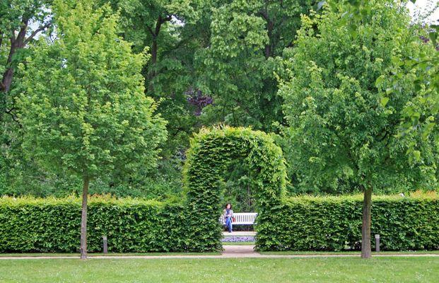 Rosengarten von Max Liebermann
