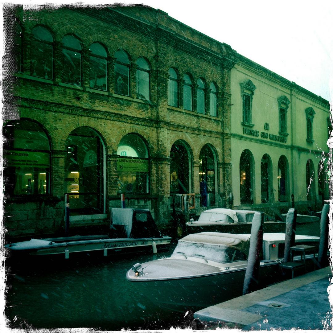 Rosenmontag in Venedig #3