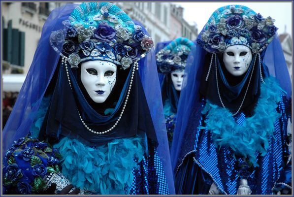Rosenmontag in Venedig
