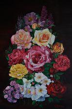 Rosenpracht aus meinem Garten