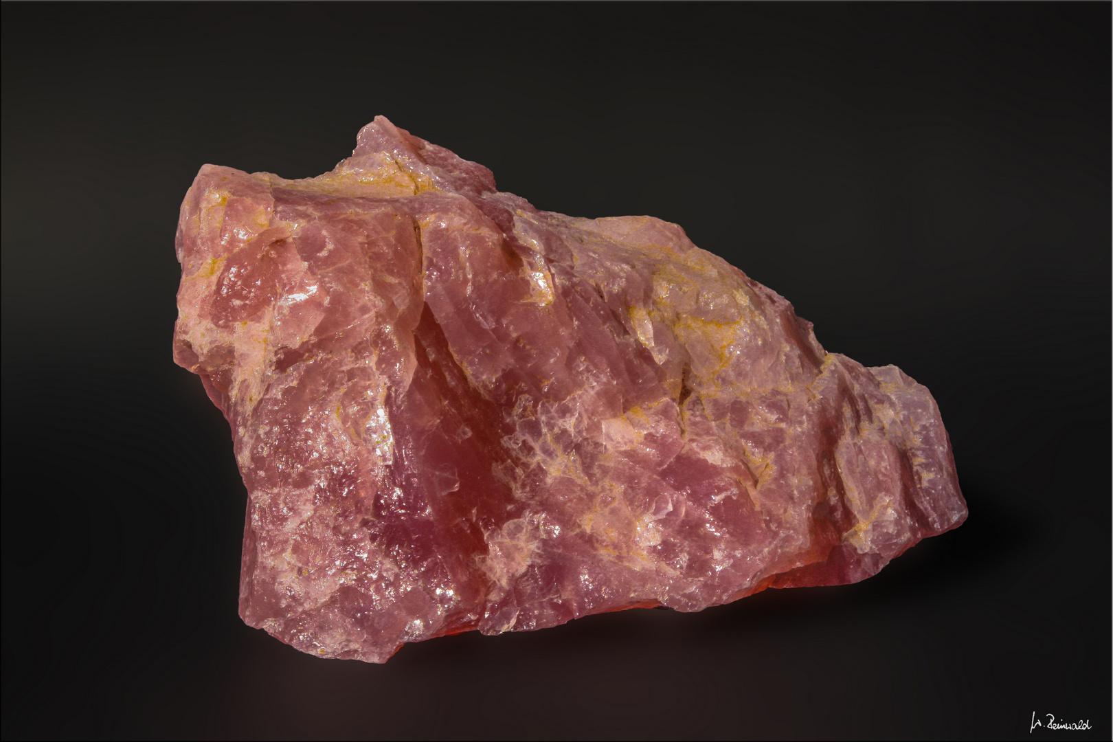 rosenquarz foto bild sonstiges steine mineralien steine bilder auf fotocommunity. Black Bedroom Furniture Sets. Home Design Ideas