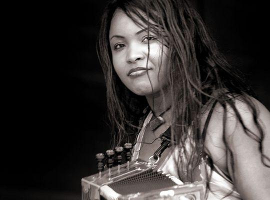Rosie Ledet - the zydeco sweetheart
