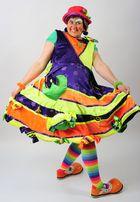 Rosine hat ein neues Kleid