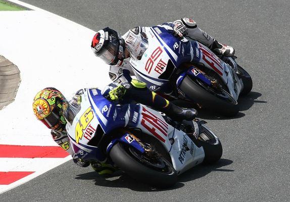 Rossi u. Lorenzo