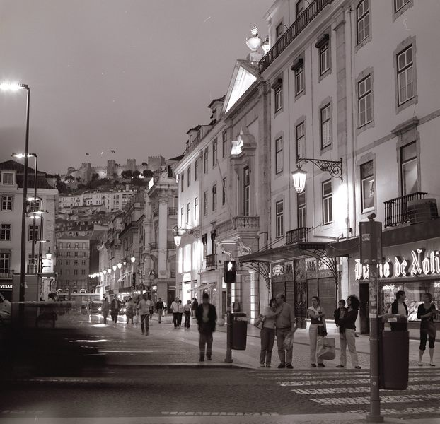 Rossio Lisboa
