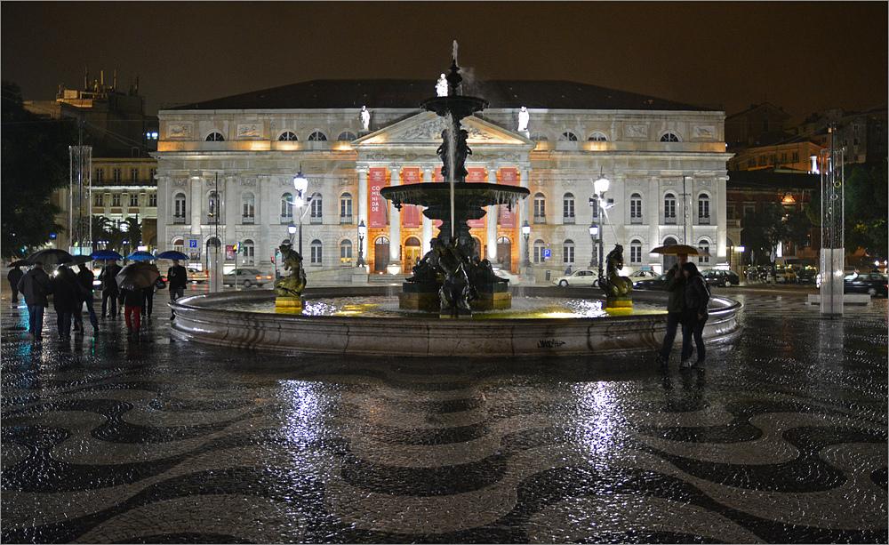 ROSSIO - Lissabon
