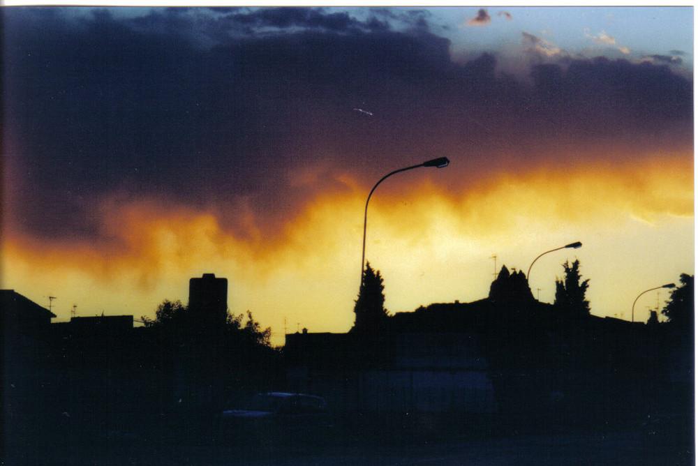 rosso di sera bel tempo si spera...MAH