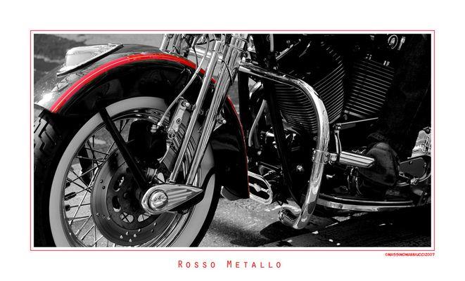 Rosso Metallo...
